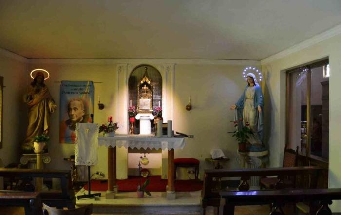 Cappella - Parrocchia di Cognento