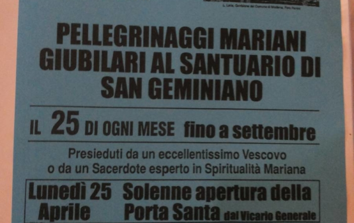 Pellegrinaggi Mariani 2016 Cognento