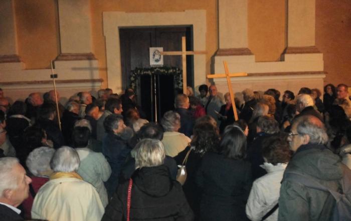Apertura Porta Santa Cognento