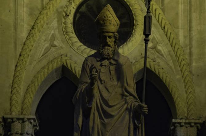 Statua San Geminiano 2