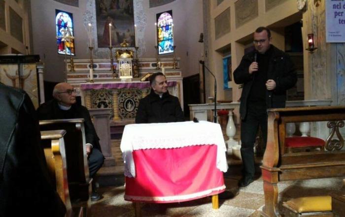 Incontro Vescovo Erio Castellucci - Cognento 3