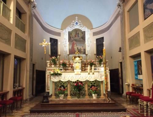Modifica orario S.Messe Festive e S.Messa feriale nel mese di Agosto
