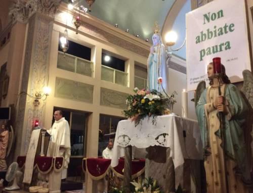 Pellegrinaggio Diocesano Mariano del 25 Giugno 2017