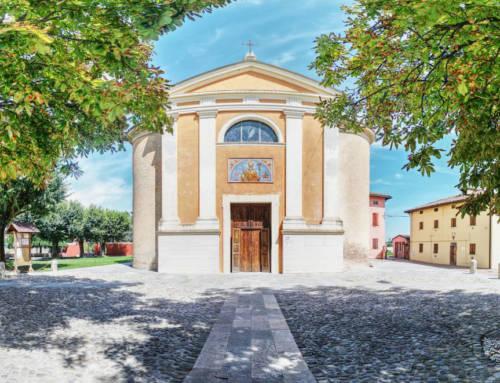 Disposizioni S. Messe in chiesa.