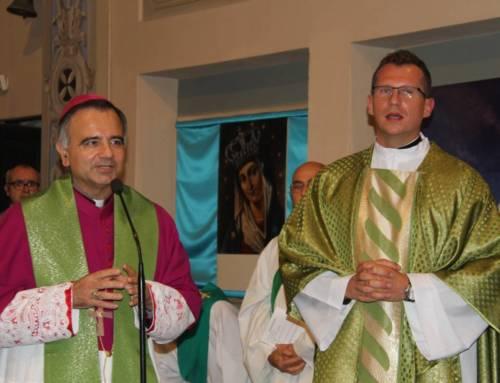 Sabato 23 Settembre 2017  don Tommaso nuovo parroco di Cognento – Cittanova