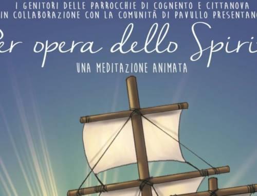 """13 Aprile: Musical """"Per opera dello Spirito"""""""