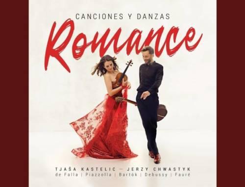 ROMANCE: Canciones Y Danzas – Sabato 7 Dicembre ore 18:15