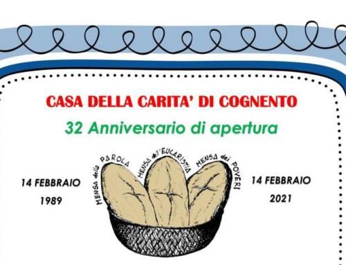 32° Anniversario Casa della Carità di Cognento