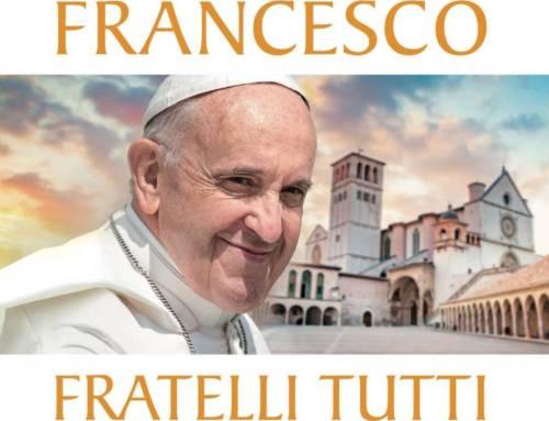 """Incontri su Enciclica """"Fratelli Tutti"""""""